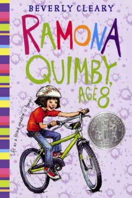 Ramona Quimby, Age 8 (Turtleback School & Library Binding Edition)