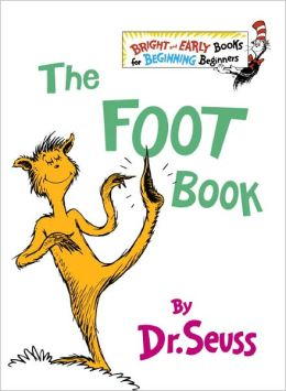 The Foot Book (Turtleback School & Library Binding Edition)