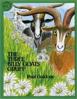 The Three Billy Goats Gruff (Turtleback School & Library Binding Edition)