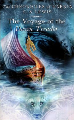 The Voyage of the Dawn Treader (Chronicles of Narnia Series #5) (Turtleback School & Library Binding Edition)
