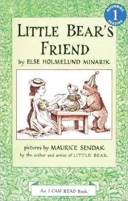 Little Bear's Friend (Turtleback School & Library Binding Edition)