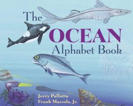 The Ocean Alphabet Book