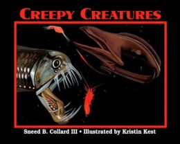 Do They Scare You? Creepy Creatures