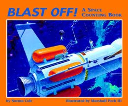 Blast Off! A Space Counting Book