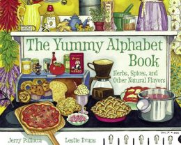 Yummy Alphabet Book