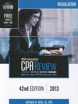 Bisk Comprehensive CPA Review REG