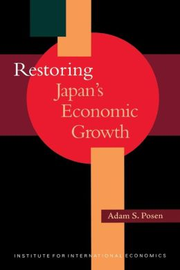 Restoring Japan's Economic Growth