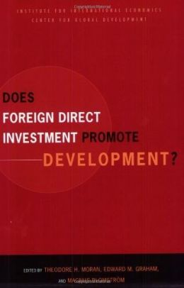 Does Foreign Direct Investment Promote Development