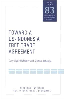 Toward a US-Indonesia Free Trade Agreement