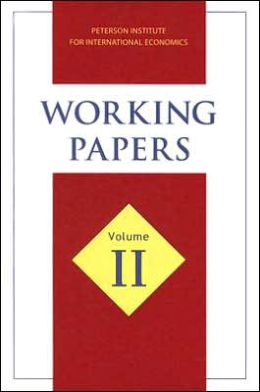 Working Papers, Volume 2