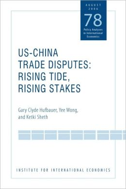 US-China Trade Disputes: Rising Tide, Rising Stakes