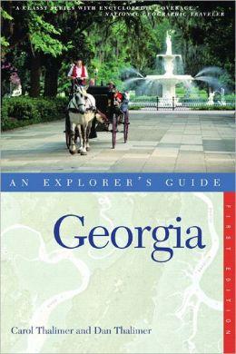 Explorer's Guide Georgia