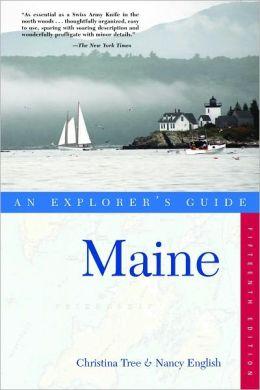 Maine: An Explorer's Guide (Explorer's Guides Series)