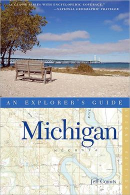 Explorer's Guide Michigan