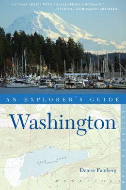 Explorer's Guide Washington