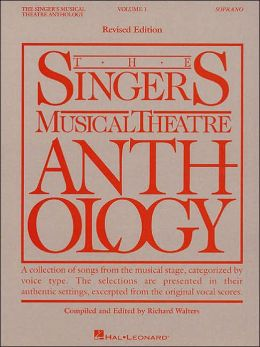 The Singer's Musical Theatre Anthology V. 1 Soprano