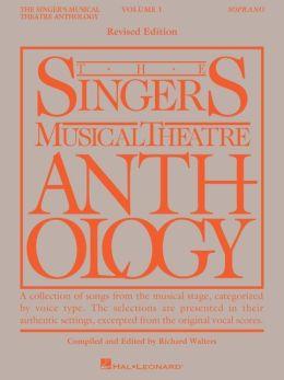 The Singer's Musical Theatre Anthology V. 1 Soprano