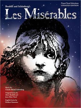 Les Miserables: Vocal Selections: (Sheet Music)