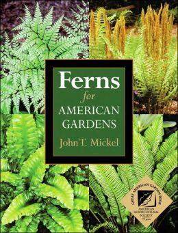 Ferns for American Gardens