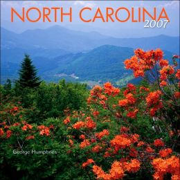 2007 North Carolina Wall Calendar
