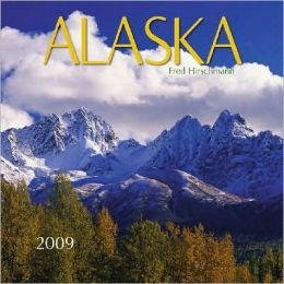 2009 Alaska Wall Calendar