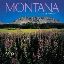 2009 Montana Wall Calendar