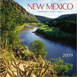 2009 New Mexico Wall Calendar