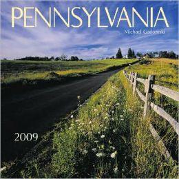 2009 Pennsylvania Wall Calendar