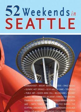 52 Weekends in Seattle Card Deck