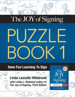 Joy of Signing Puzzle Book