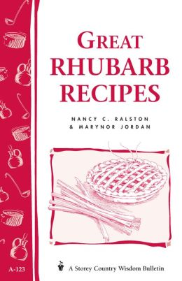 Great Rhubarb Recipes/Bulletin A-123