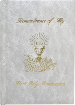 Rembrance of My First Holy Communion