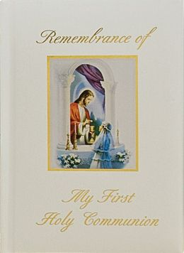Remembrance of My First Holy Communion Album Girl