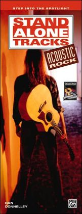 Stand Alone Tracks Acoustic Rock: Handy Guide, Book & CD