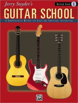 Jerry Snyder's Guitar School, Method Book, Bk 1