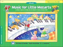 Music for Little Mozarts Music Lesson Book, Bk 2