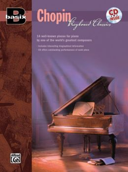 Basix Keyboard Classics Chopin: Book & CD