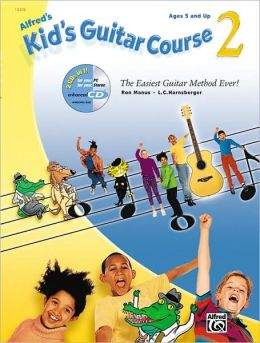 Kid's Guitar Course 2: Book & Enhanced CD