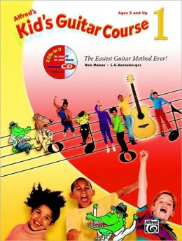 Kid's Guitar Course 1: Book & Enhanced CD