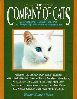Company of Cats: 20 Contemporary Stories of Family Cats