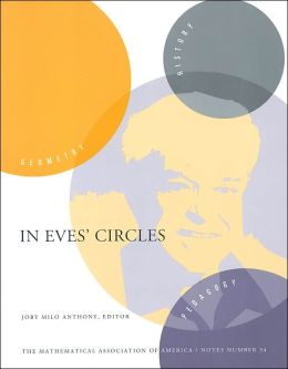 In Eves' circles Jo Milo Anthony