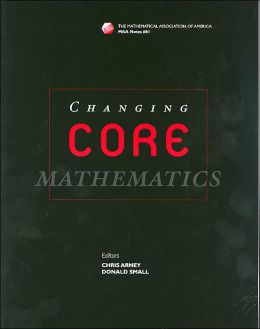 Changing Core Mathematics