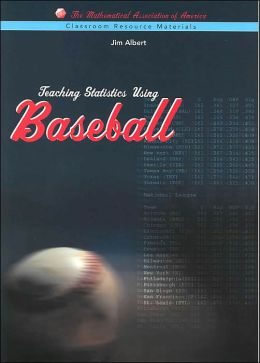 Teaching Statistics Using Baseball