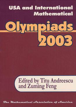 USA and International Mathematical Olympiads 2000