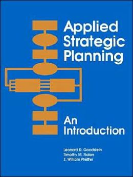 Applied Strategic Planning, An Introduction (3-hole Punched Manual)