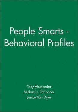 People Smarts - Behavioral Profiles: Observer Assessment
