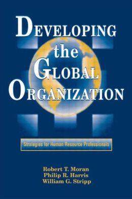 Developing the Global Organization