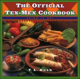 Official Tex-Mex Cookbook