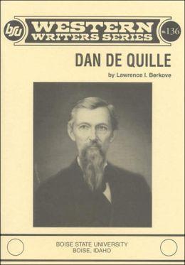 Dan de Quille