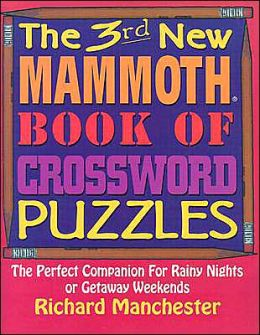 The 3rd New Mammoth Book of Crossword Puzzles